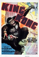 King Kong movie poster (1933) picture MOV_476e62b9