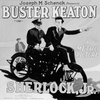 Sherlock Jr. movie poster (1924) picture MOV_47730a2a