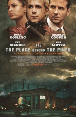 The Place Beyond the Pines movie poster (2012) poster MOV_47796dd7