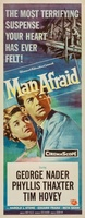 Man Afraid movie poster (1957) picture MOV_477a0f3f