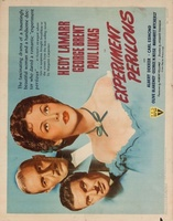 Experiment Perilous movie poster (1944) picture MOV_477e07b0