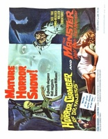 The Manster movie poster (1962) picture MOV_477e26f4