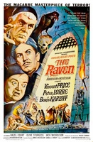 The Raven movie poster (1963) picture MOV_477e8d50