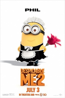 Despicable Me 2 movie poster (2013) poster MOV_47817820