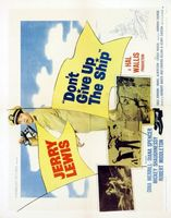 Don't Give Up the Ship movie poster (1959) picture MOV_b74da0e3