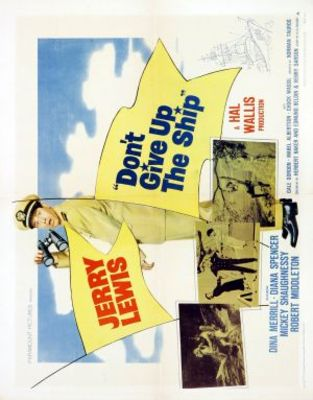 Don't Give Up the Ship movie poster (1959) poster MOV_47868609