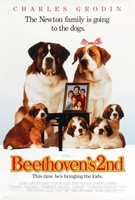 Beethoven's 2nd movie poster (1993) picture MOV_4788a41e