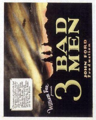 3 Bad Men movie poster (1926) poster MOV_478e03cf