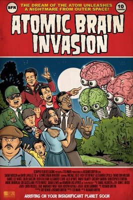 Atomic Brain Invasion movie poster (2010) poster MOV_4793c597