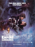 Star Wars: Episode V - The Empire Strikes Back movie poster (1980) picture MOV_47982fe2