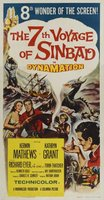The 7th Voyage of Sinbad movie poster (1958) picture MOV_47a8b234