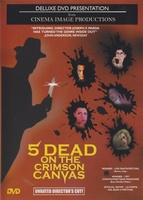 5 Dead on the Crimson Canvas movie poster (1996) picture MOV_47a95397