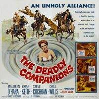 The Deadly Companions movie poster (1961) picture MOV_47aab007