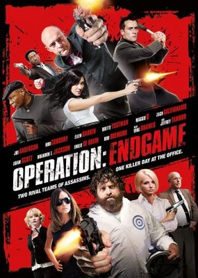 Operation Endgame movie poster (2010) poster MOV_47ab4b6f