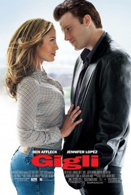 Gigli movie poster (2003) poster MOV_47b633fd