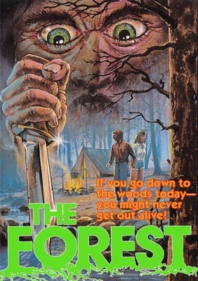 The Forest movie poster (1982) poster MOV_47b931e7