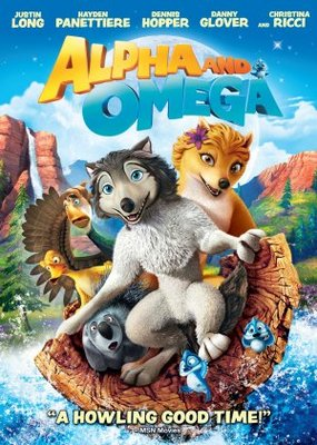 Alpha and Omega movie poster (2010) poster MOV_47c6c034