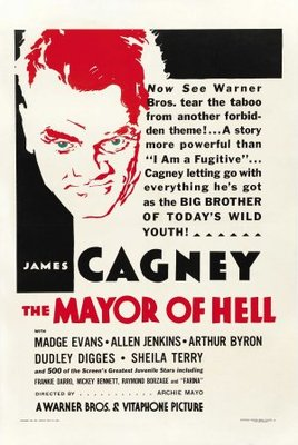 The Mayor of Hell movie poster (1933) poster MOV_47c972c0