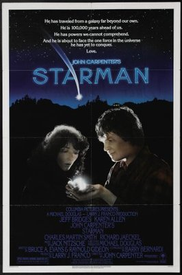 Starman movie poster (1984) poster MOV_47cb76dd