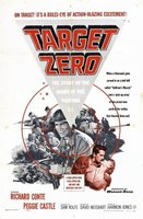 Target Zero movie poster (1955) picture MOV_47cd5ea4