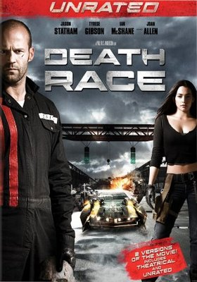 Death Race movie poster (2008) poster MOV_47ce5195