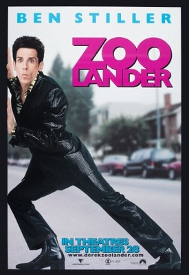 Zoolander movie poster (2001) poster MOV_47ce9067