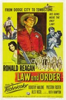 Law and Order movie poster (1953) picture MOV_47d2c114