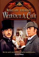 Without a Clue movie poster (1988) picture MOV_47d32985