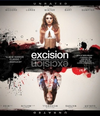 Excision movie poster (2012) poster MOV_47d79b0b
