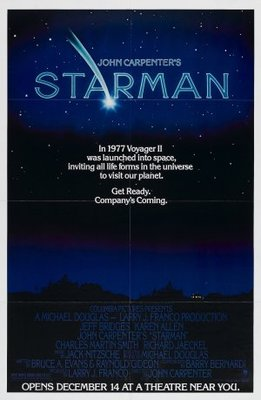 Starman movie poster (1984) poster MOV_47e9ac6a