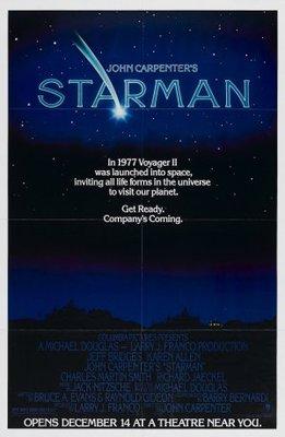 Starman movie poster (1984) poster MOV_47e9ac6a