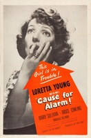 Cause for Alarm! movie poster (1951) picture MOV_47ee2a72