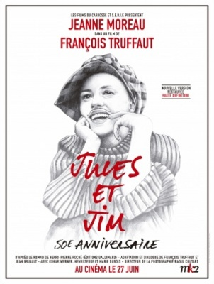 Jules Et Jim movie poster (1962) poster MOV_47fa0e3c