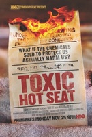 Toxic Hot Seat movie poster (2013) picture MOV_47fb5b49