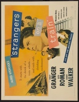Strangers on a Train movie poster (1951) picture MOV_47fc0ed5