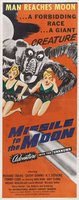 Missile to the Moon movie poster (1958) picture MOV_480557ac