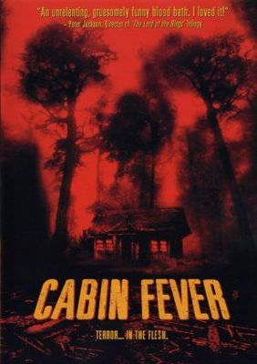 Cabin Fever movie poster (2002) poster MOV_4806b18b