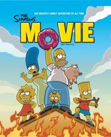 The Simpsons Movie movie poster (2007) picture MOV_48110c68