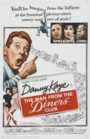 The Man from the Diner's Club movie poster (1963) picture MOV_481137e9
