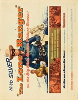 The Lone Ranger movie poster (1956) picture MOV_481a88d2