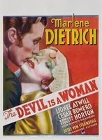 The Devil Is a Woman movie poster (1935) picture MOV_481c47f7