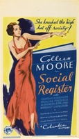 The Social Register movie poster (1934) picture MOV_481dc69d