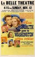 Mr. Smith Goes to Washington movie poster (1939) picture MOV_482449fc