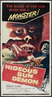 The Hideous Sun Demon movie poster (1959) picture MOV_482605d1
