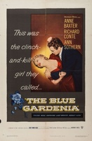 The Blue Gardenia movie poster (1953) picture MOV_482cc2c1