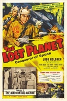 The Lost Planet movie poster (1953) picture MOV_483f47b2