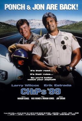 CHiPs movie poster (1998) poster MOV_4847df3c