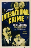 International Crime movie poster (1938) picture MOV_4848f7aa