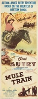 Mule Train movie poster (1950) picture MOV_48490d64