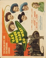 Gas House Kids Go West movie poster (1947) picture MOV_484bf5de